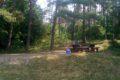 Jezioro Marksoby obok DK 58