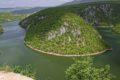 Punkt widokowy na rzekę Vrbas