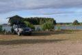Nad jeziorem Vanern, niedaleko Sjotorp