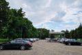 Darmowy parking przy zamku w Suczawie