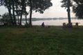 Jezioro Łapalickie w miejscowości Garcz