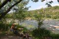 Nad rzeką Boh, niedaleko Pierwomajska