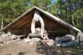 RMK Ninaosta campsite