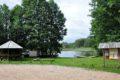 Nad jeziorem Labanoras
