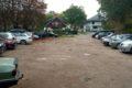 Parking w Nidzie na Mierzei Kurońskiej