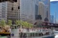 Rejs statkiem po Chicago Riverwalk