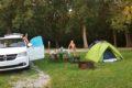 Biwak Praire Rose State Park