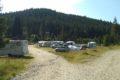 Góry Bucegi, niedaleko jeziora Bolboci