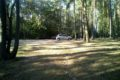 Parking leśny w Kamińsku