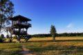 Wieża widokowa nad doliną Narewki