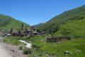 Ushguli – najwyżej położona wioska w Europie