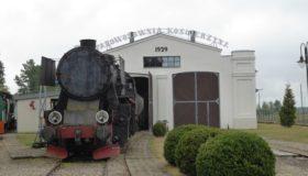 Parowozownia w Muzeum Kolejnictwa