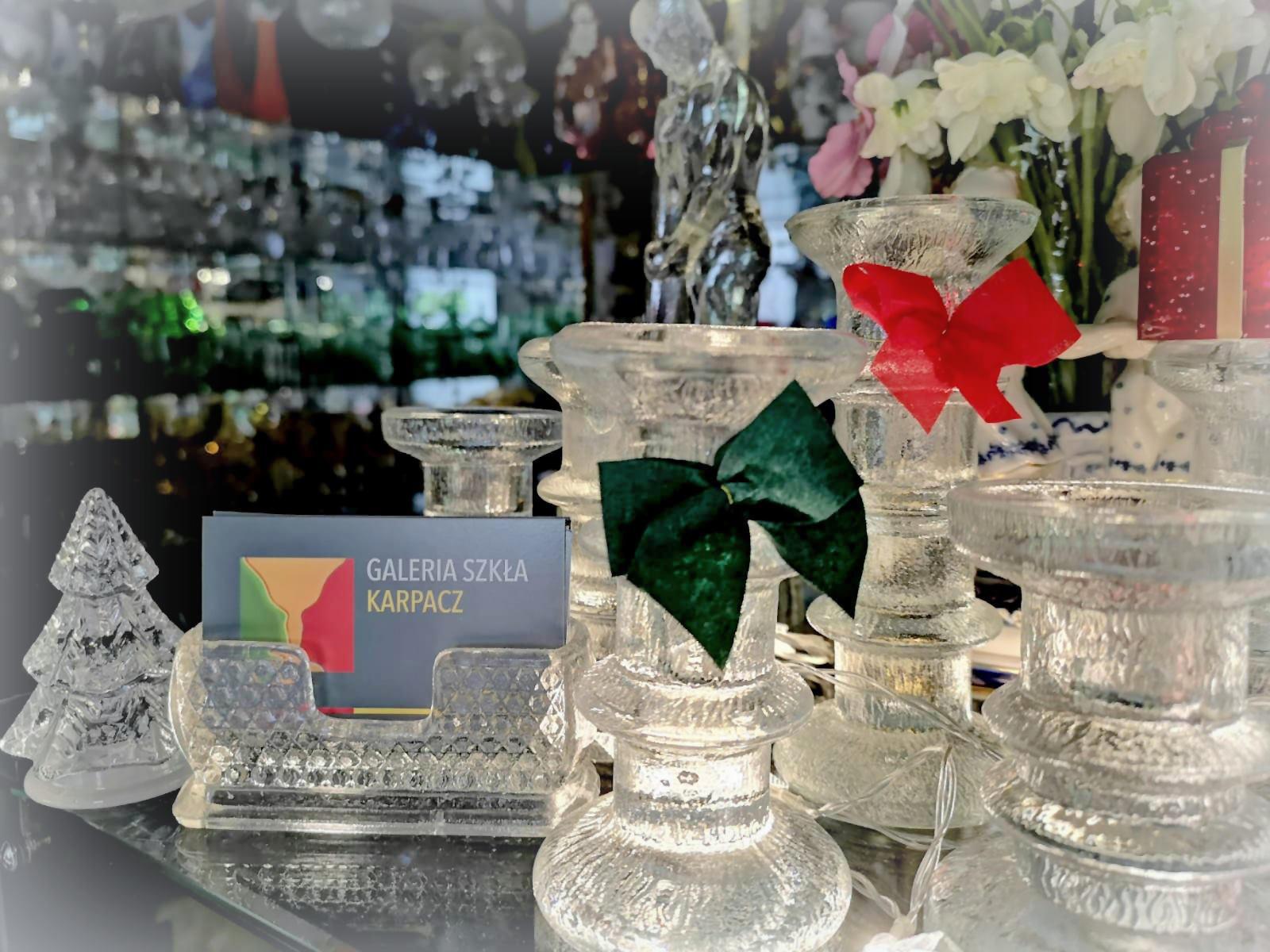 Prywatna kolekcja szkła w Karpaczu