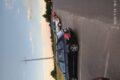 Parking przy plaży w Dębowej