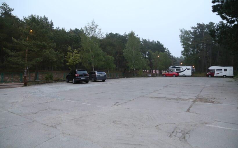 kakemi.pl - parking Łeba